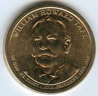 Etats-Unis USA 1 Dollar 2013 D William Howard Taft UNC KM 549 - Emissioni Federali