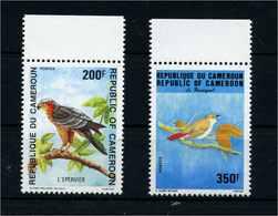 KAMERUN 1992 Nr 1196-1197 Postfrisch (107794) - Kamerun (1960-...)