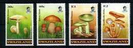 SWAZILAND 1994 Nr 636-639 Postfrisch (107811) - Swaziland (1968-...)
