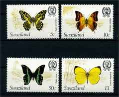 SWAZILAND 1982 Nr 392-395 Postfrisch (107809) - Swaziland (1968-...)