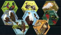 SWAZILAND 2004 Nr 735-742 Postfrisch (107813) - Swaziland (1968-...)
