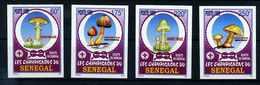 SENEGAL 1999 Nr 1797-1800U Postfrisch (107821) - Senegal (1960-...)