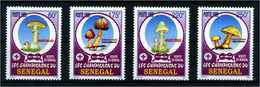 SENEGAL 1999 Nr 1797-1800 Postfrisch (107822) - Senegal (1960-...)