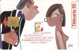 N°05 / TÉLÉCARTE 1996 CANDEREL 50 U  - / VOIR DOS - Alimentation