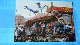 CARNAVAL DE NICE 1975 - La Demoiselle Du CARNAVAL - Carnaval