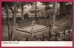 St. Helena - Napoleon's Tomb - Tombe De Napoléon - MARION Co - Saint Helena Island
