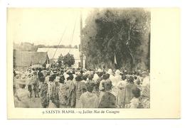 ILE SAINTE MARIE N°9 MAT DE COCAGNE FETE DU 14 JUILLET MADAGASCAR - Madagascar