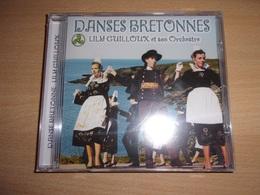Lily Guilloux Et Son Orchestre : Danses Bretonnes - Danse Bretonne : Rare CD Mint ! - Country & Folk