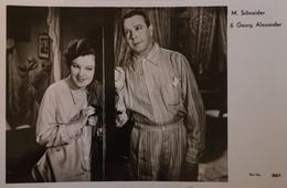 M. Schneider & Georg Alexander (Moviestill) City Film 19?? - Acteurs