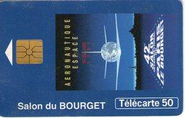 N°05 / TÉLÉCARTE 1997 PARIS LE BOURGET   50 U  - / VOIR DOS - Avions