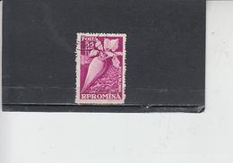 ROMANIA  1959 - Yvert 1626 - Alimentazione - Barbabietola - Alimentazione