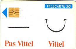 N°05 / TÉLÉCARTE 1993 VITTEL   50 U  - / VOIR DOS - Alimentation