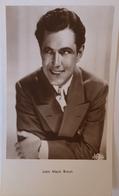 Jack Mack Braun 19?? - Acteurs