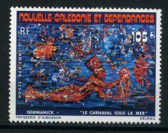 NOUVELLE-CALEDONIE ( AERIEN ) : Y&T N°  185  TIMBRE  NEUF/MNH  SANS  TRACE  DE  CHARNIERE , A  VOIR . - Ongebruikt