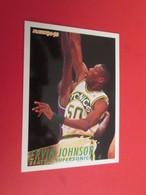 926-950 : TRADING CARD BASKET FLEER 94-95 NBA : N°216 ERVIN JOHNSON - Other Playing Cards