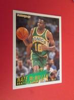 926-950 : TRADING CARD BASKET FLEER 94-95 NBA : N°219 NATE Mc MILLAN - Other Playing Cards