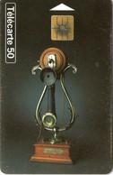 N°05 / TÉLÉCARTE 1996 LE TELEPHONE DECKERT 1912 /  50 U  - / VOIR DOS - Téléphones