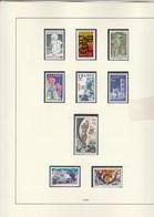 Colection France De 1970 à Environ 1986 Vendu Pour La Faciale Environ 200€ - Timbres