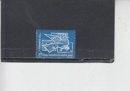 ROMANIA  1962 - Yvert  A 164 - Cosmo - 1948-.... Repubbliche