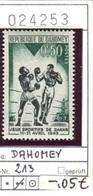 Dahomey -  Michel 213 - ** Mnh Neuf Postfris - Boxen - Sonstige - Afrika