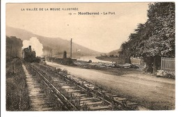 08 - Monthermé Le Port - Montherme