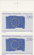 FRANCE 1994 N°2860**  ELECTIONS PARLEMENT EUROPEEN  BDF - France
