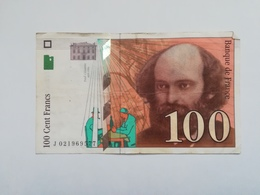 FRANCIA 100 FRANCS 1997 - 1992-2000 Ultima Gama