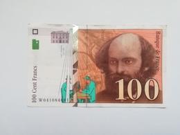 FRANCIA 100 FRANCS 1998 - 1992-2000 Ultima Gama
