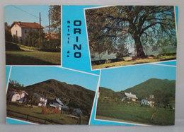 Saluti Da Orino Vedute Varese Cartolina 1970 - Italie