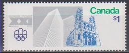 CANADA - Timbre N°598 Neuf - 1952-.... Règne D'Elizabeth II