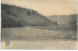 TROIS-PONTS : Rochers Des Coeurs Fendus -1922 - Trois-Ponts