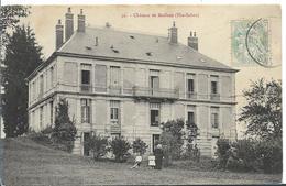 Château De MOLLANS - France