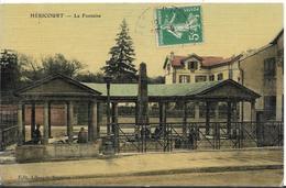 HERICOURT La Fontaine - Toilée - Autres Communes