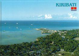 1 AK Kiribati * Blick Auf Die Insel Betio - Sie Gehört Zum Atoll Tarawa * - Kiribati