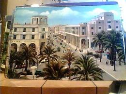 LIBIA LIBTYA TRIPOLI OMAR EL MUKTAR STREET N1960 HA7660 - Libia