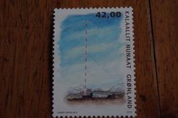 2-826  Greenland Groenland North Pole Nord Arctic Arctique Polar Station Angissoq Loran Radio Amateur - Telecom