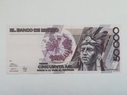 MESSICO 50000 PESOS 1990 - Messico