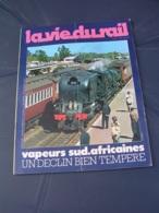 Vie Du Rail 1978 1630 ERSTEIN RIBEAUVILLe BOLLVILLER FEGERSHEIM RICHWILLER - Trains