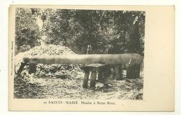 ILE SAINTE MARIE N°10 MOULIN BETSA BETSA EDITEUR PHOTO ATELIER MARSEILLE MADAGASCAR - Madagascar