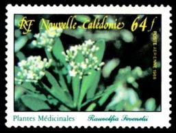 NOUV.-CALEDONIE 1988 - Yv. PA 258 NEUF   Faciale= 0,54 EUR - Plante Rauvolfia Sevenetii  ..Réf.NCE24374 - Ungebraucht