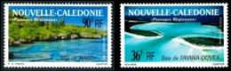 NOUV.-CALEDONIE 1991 - Yv. PA 276 Et 277 NEUF   Faciale= 1,06 EUR - Baie De Fayawa-Ouvea Et Mare (2 Val)  ..Réf.NCE24392 - Poste Aérienne