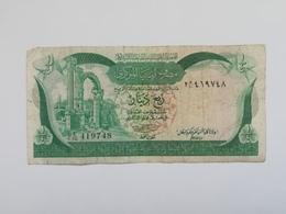 LIBIA 1|4 DINAR - Libya