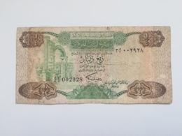 LIBIA 1|4 DINAR - Libye