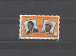 Anniversaire De L'indépendance - Centrafricaine (République)
