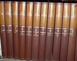 La Faune Encyclopédie 11 Volumes - Animaux Félin Jungle Animal - Encyclopédies