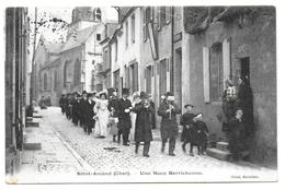 SAINT AMAND - Une Noce Berrichonne - Saint-Amand-Montrond