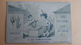 Chromo à La Samaritaine Thème Enfant - Autres