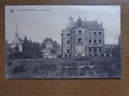 Fourneau - Marchin, Le Sanatorium -> Beschreven - Marchin