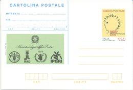ITALIA - INTERO POSTALE 2003 - ALIMENTAZIONE - NUOVA - 6. 1946-.. Repubblica