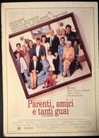 SCHEDA CIAK PARENTI AMICI E TANTI GUAI - Cinemania